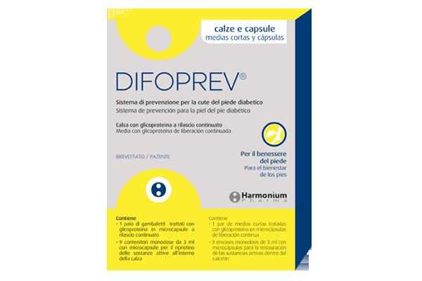 Difoprev Harmonium Pharma Iberica