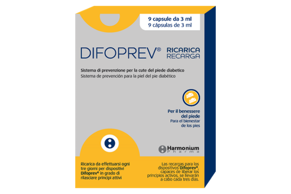 Difoprev recargas Harmonium Pharma Iberica